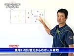 四日市中央工業・樋口士郎 コー...