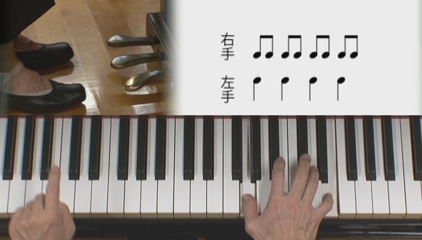 まゆみ先生のピアノ伴奏を収録