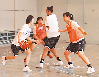 恩塚亨・Pick and Roll defense Series1