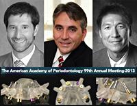 第99回アメリカ歯周病学会年次総会<br>ペリオドンティストが知っておくべきインプラント補綴<br>(全3枚セット)